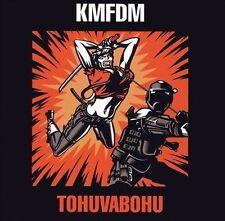 Tohuvabohu by KMFDM (CD, Feb-2013, Planetworks)