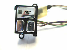 F0VY-14776-A 90-94 LINCOLN TOWN CAR MEMORY SEAT SWITCH NEW ORIGINAL