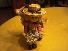 Vintage GINNY Doll and Accessories Original Box