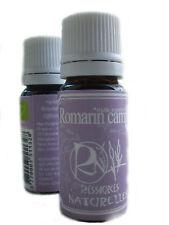 Aceite esencial Romero alcanfor bio 30ml aromaterapia 100% puro y natural