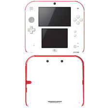 Vinyl Skin Decal Cover for Nintendo 2DS - Simply White