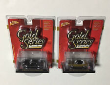 Johnny Lightning Gold Series Muscle Cars LOT R8 '70 Monte Carlo '69 Coronet R/T