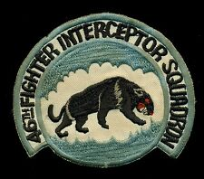 USAF 46th Fighter Interceptor Squadron Patch S-24
