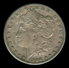 1900 US MORGAN LIBERTY 1 Dollar Silver Coin - Stock # 1