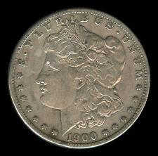 1900 US MORGAN LIBERTY 1 Dollar Silver Coin - Stock # 1