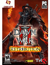 Warhammer 40000 Dawn of était 2 II retribution steam Key pc game code livraison rapide