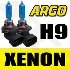 H9 709 65W XENON WHITE HEADLIGHT BULBS 12V MAIN DIPPED VOLVO V50 ESTATE