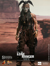"""12"""" Tonto - The Lone Ranger Sixth Scale Figure Item 902083 Hot Toys Sideshow"""
