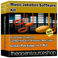 Media music management collection suite – pc juke-box disque dur lecteur audio