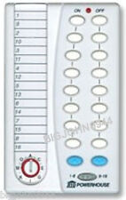 X10 HR12A Palm Pad Remote Control - Factory Fresh