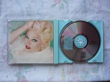 Madonna - Bedtime Stories cd in original aqua colour casing