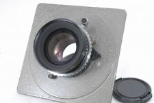 Fujinon w 150mm f/5.6 f 5.6 Lens w/copal Board *532579