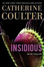 Insidious by Catherine Coulter (2016, Hardcover)