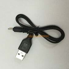 USB 5v DC 2.0mm Power Cable Lead Charger Nokia N78 N79 N82 Phone Android Tablet