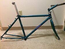 1990 Gary Fisher / Paragon Mountain Bike 17' fully rigid