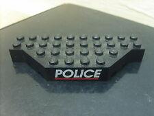 Pièce recherchée LEGO CITY: ENSEIGNE COMISSARIAT DE POLICE occasion TBE