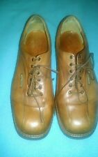 Mephisto  Abel Lace Up Derby Men's Brown Leather Oxford Shoes Size US 10