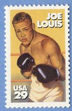 JOE LOUIS BOXING 1993 USA Postage STAMP MNH *S150