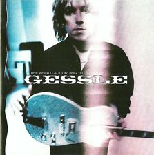"""PER GESSLE (FROM """"ROXETTE"""") : THE WORLD ACCORDING TO... / CD - NEU"""