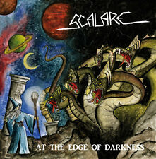 SCALARE - At the Edge of Darkness (NEW*GER HEAVY METAL*SATAN*ACCEPT*IRON KOBRA)