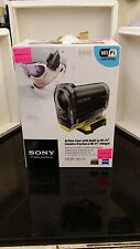 *NEW* Sony HDR-AS15 Action Video Camera (Black) With WiFi