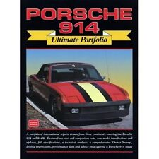Porsche 914 Ultimate Portfolio book paper