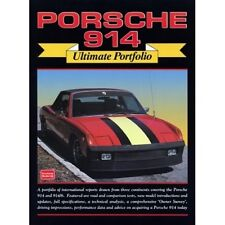 Porsche 914 Ultimate cartera libro papel