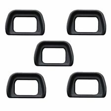 5 Pcs Viewfinder Eyepiece Cup EyeCup FDA-EP10 for Sony NEX-7 NEX-6 A6000