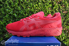 ASICS GEL KAYANO TRAINER SZ 10.5 MONOTONE PACK MONO RED H6M4N 2525