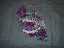Monster High Girls Large Longsleeve Shirt