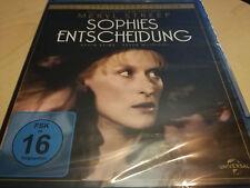 SOPHIES ENTSCHEIDUNG - Meryl Streep - NEU/OVP - BLU RAY