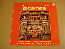 LP / ORGEL ORGUE MORTIER