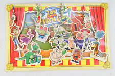 Unused TOY STORY MANIA Strap Set 8pc TOKYO DISNEY SEA Limited Version 589k14