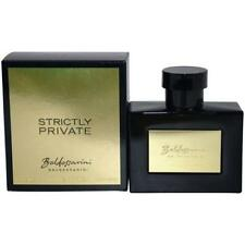 BALDESSARINI STRICTLY PRIVATE Hugo Boss MEN edt 3.0 oz Cologne New In Box