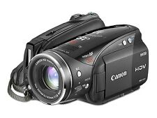 FAULTY CANON LEGRIA HV30 CAMCORDER BOXED MINI DV TAPE HDV HD HIGH DEFINITION