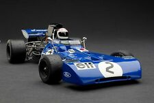 Exoto 1971 Tyrrell-Ford 003 / J. Stewart / German GP Winner / 1:18 / #GPC97020