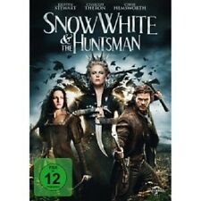 CHARLIZE THERON KRISTEN STEWART - SNOW WHITE AND THE HUNTSMAN  DVD NEU