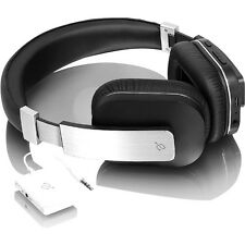 Aluratek Bluetooth Wireless Stereo Headphones - Stereo - Mini-phone -