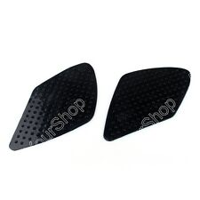 Tank Traction Pad Side Gas Knee Grip Protector 3M Suzuki GSXR1000 07-2008 BLK AY