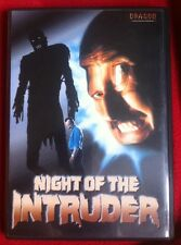 NIGHT OF THE INTRUDER - UNCUT DRAGON DVD R0