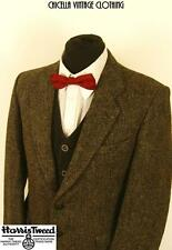 Excellet HARRIS TWEED Hacking Races Country Hunt Blazer Jacket 40 Small / Med