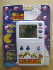 Pac-Man Portable Arcade Game NEW Open Package Handheld Electronic Game 1995
