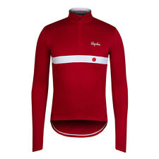 Rapha Red Long Sleeve Country Japan Jersey. Size XXL. NEW