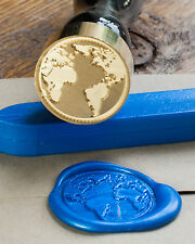 PLANET EARTH World Deluxe Wax Seal Kit, by Cognitive Surplus