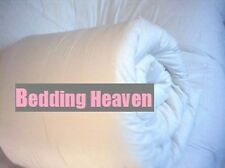 ALL SEASONS 3 in 1 DUVET 13.5 tog Feather Fibre Feels Like DOWN Super King