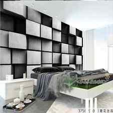 3D Sitting room the bedroom TV mural background fashion Embossed wallpaper 3762