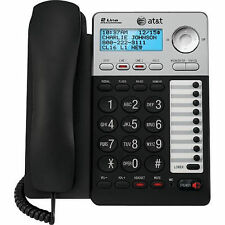 AT&T ML17929 2 Line Office Phone Caller ID Speakerphone Conference Headset Jack