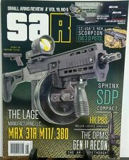 Small Arms Review Vol 19 No 6 Sphinx SDP Compact FREE SHIPPING