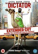 The Dictator [DVD] Good PAL Region 2