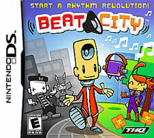 Beat City COMPLETE Nintendo DS DSI XL LITE 3 3DS 2 2DS **FREE SHIPPING!!
